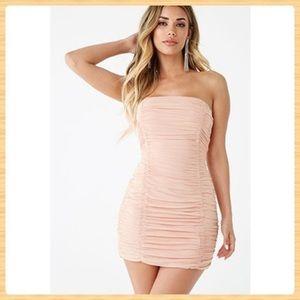 New Forever21 Mesh Bodycon Dress